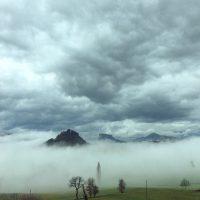 Nebbia? Nebbia.